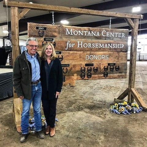 MCH MCH Board Members and Owners of LaCense Montana, William & Loraine Kriegel